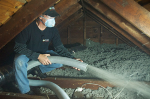 Attic Insulation installed in Bethlehem
